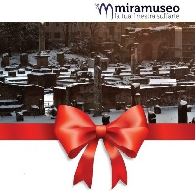 Regalo di Natale: coupon MiraMuseo