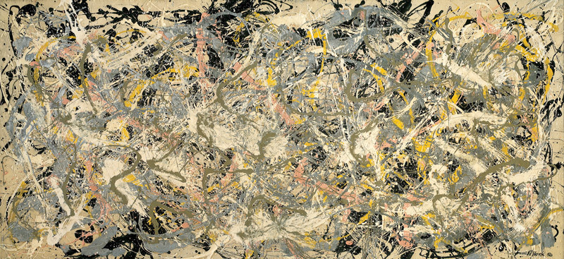 Pollock, number 27